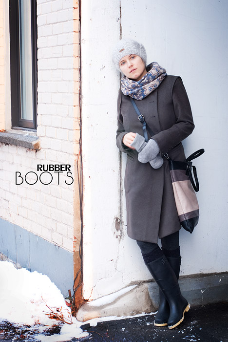 Second Hand Rubber Boots