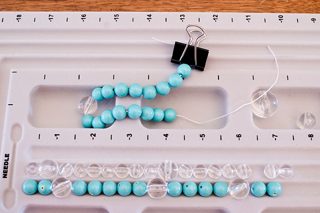 DIY Bracelets Made Of Necklace Second Hand Bead Necklaces