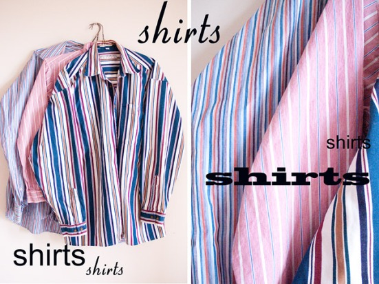 Second Hand Shirts