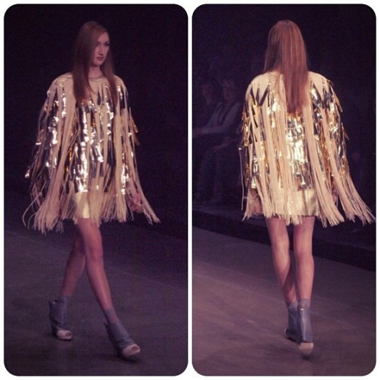 Montreal Fashion Week: Fall/Winter Martin Lim