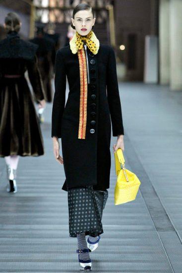 Polka Dot DIY Inspiration: Miu Miu Fall 2013 Ready-to-wear