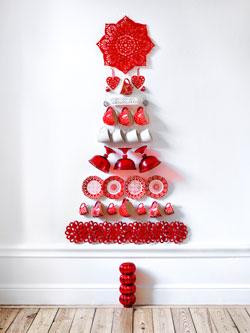 Christmas DIY: Houseware Christmas Tree