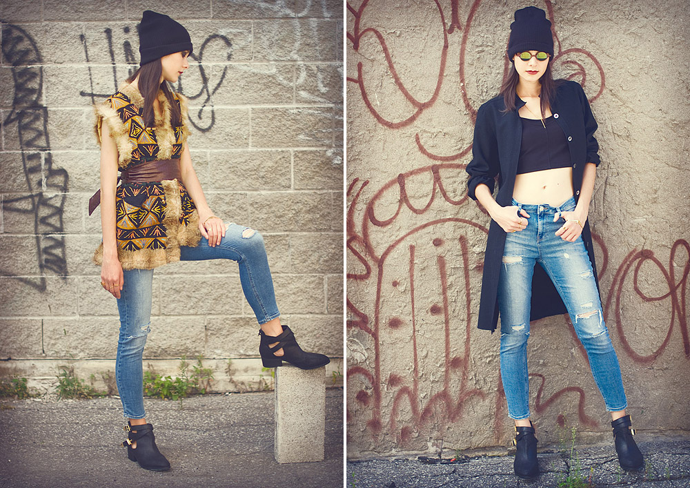 Future Folk Outfits Of Fall Fashion: Mixing Vintage And Modern