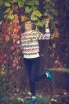 My Fall Wardrobe Essentials: Vintage Sweaters (Part 2/3)