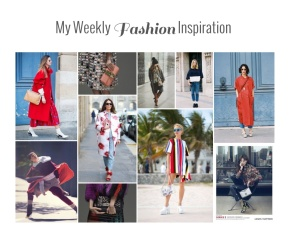 My Weekly Fashion Inspiration: The Very FirstPost