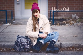 Hipster Winter Outfit: Vintage And ModernTogether