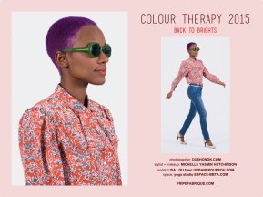 Color Therapy In Action: Photos That Improve Your Mood (Collaboration WithFripeFabrique)